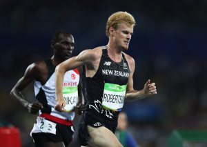 Amidst threats on his life, Zane Robertson said he was in the form of his life, and delivered with a new NR breaking Dick Quax's 39 year old record in the 10,000m